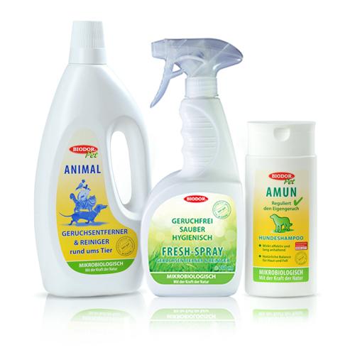 BIODOR Animal Produkte