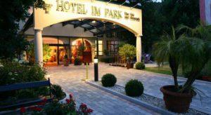 Romantikhotel im Park setzt auf BIODOR
