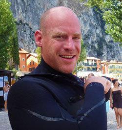 Tim Neumann VDWS Kiteschule