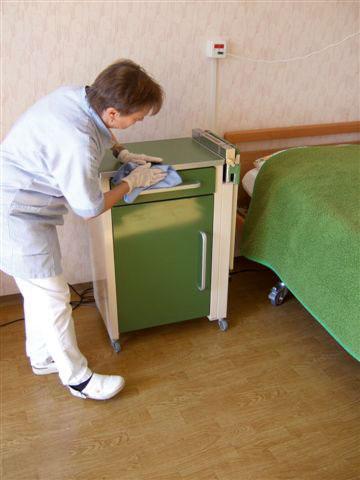 Geruchsbeseitigung im Altenheim